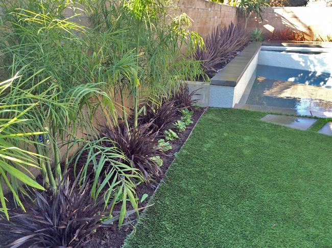 Pool Planting